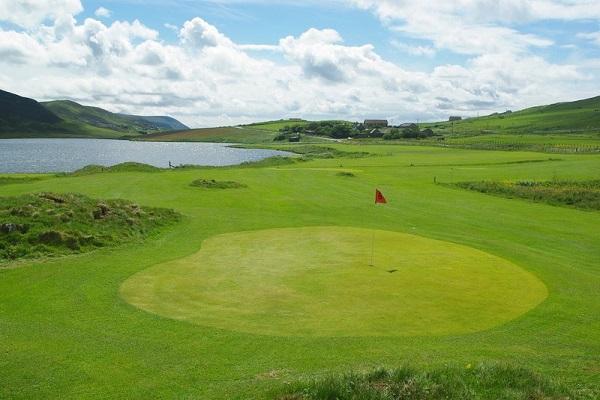 Golf Clubs in Shetland