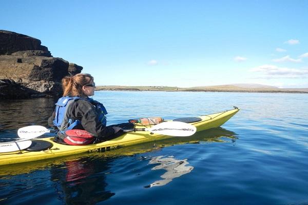 Kayaking and Canoeing in Shetland