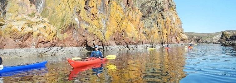 Sea Kayak Shetland in Shetland Islands