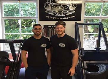 Shetland Weight Training Club