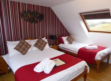 Drumquin Guest House in Brae, Shetland Shetland